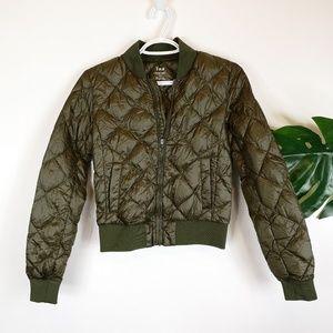 TNA League jacket XS